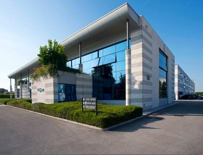 La sede di Inglass a San Polo di Piave (Treviso)