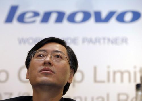 Yang Yuanqing, Presidente & CEO di Lenovo