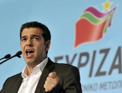 Il neo premier della Grecia, Alexis Tsipras