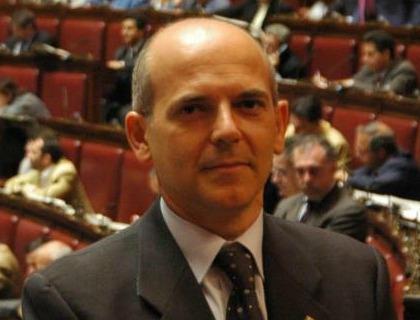 Il deputato Antonio Palmieri