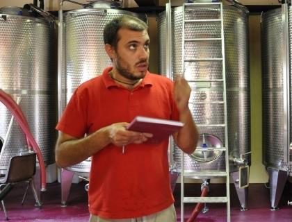 Daniele Gentile, co-fondatore di Corte Fusia