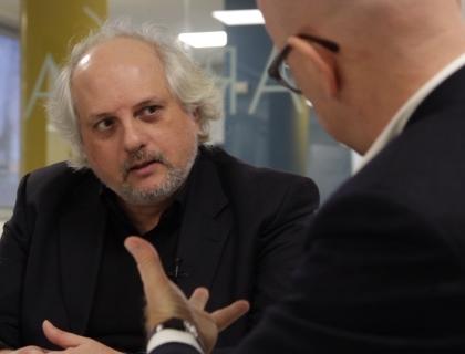 Emil Abirascid e Giovanni Iozzia discutono di Smart&Start