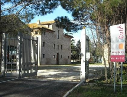 La sede di JCube a Jesi (Ancona)