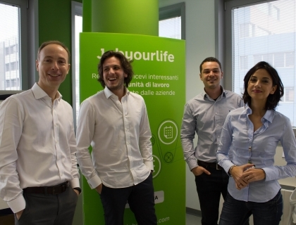 Il team di Jobyourlife
