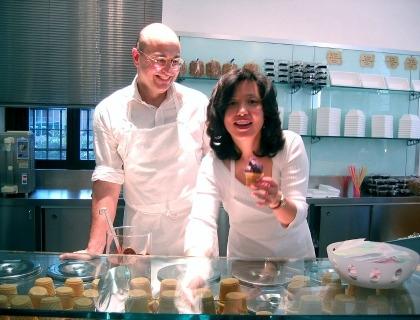 Nicola Greco e Lynn Ya Ping, co-fondatori di RivaReno