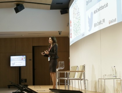 Paola Garibotti, Head of Country Development Plans di UniCredit