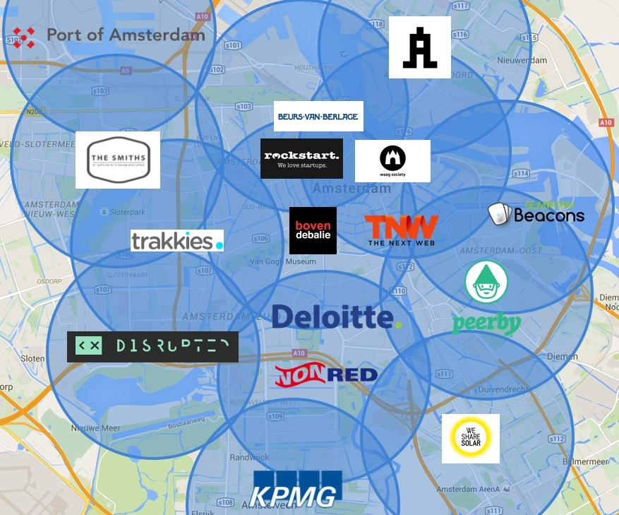 The Things Network Amsterdam