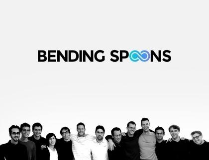 Il team della startup Bending Spoons