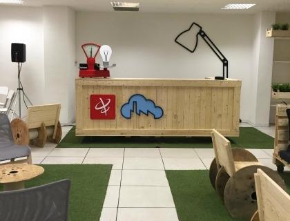 La sede dell'incubatore di Digital Magics a Palermo
