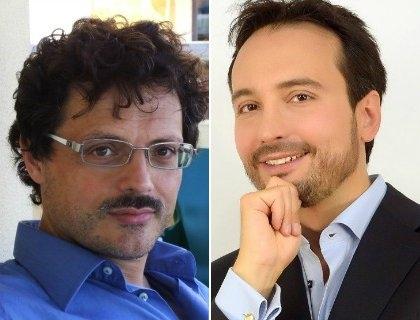 Mauro Fantechi e Alessandro Alinone, co-ceo di Lightstreamer