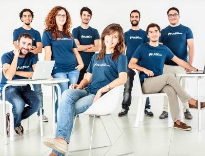 Il team Flazio