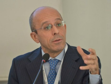 Luca Benatti, presidente di IAB