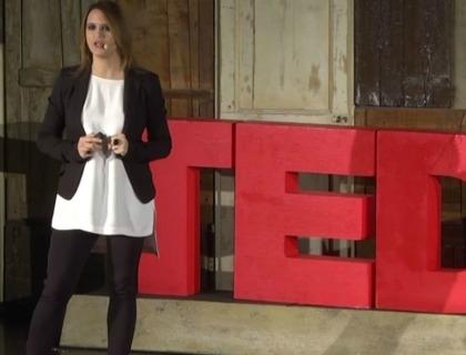 Lucia Chierchia, capo dell'Open Innovation del Gruppo Electrolux