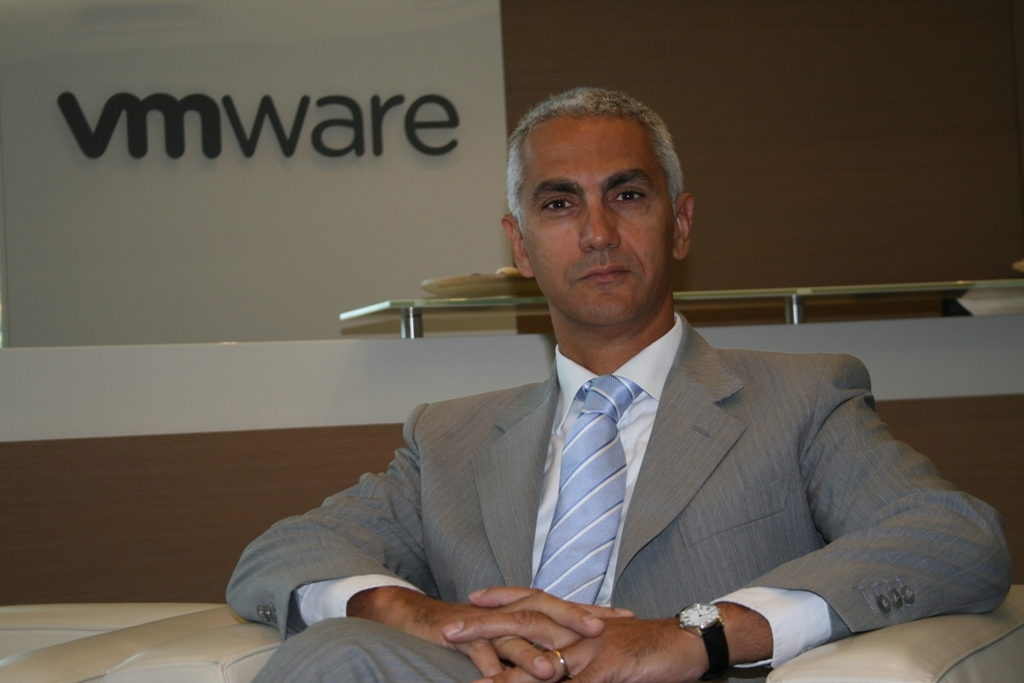 Matteo Uva, Channel Manager di VMware