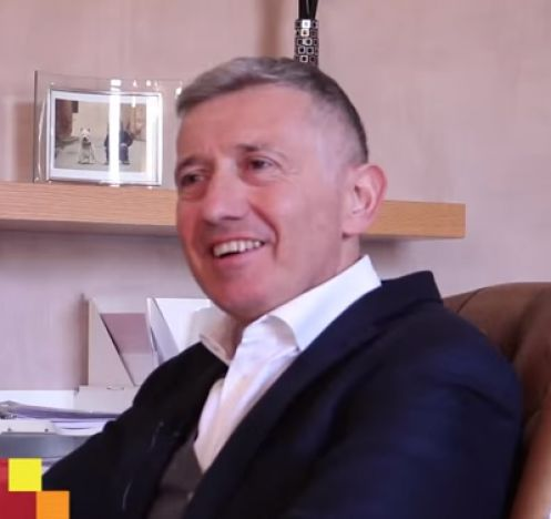 Fausto Turco, Ceo di Si-Net