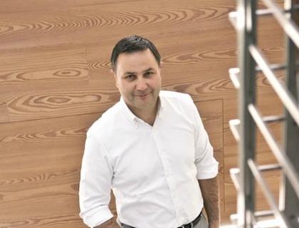 Patrizio Bof, presidente di InfiniteArea