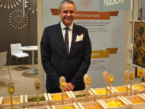Antonio Montanini, Presidente di Taste Italy