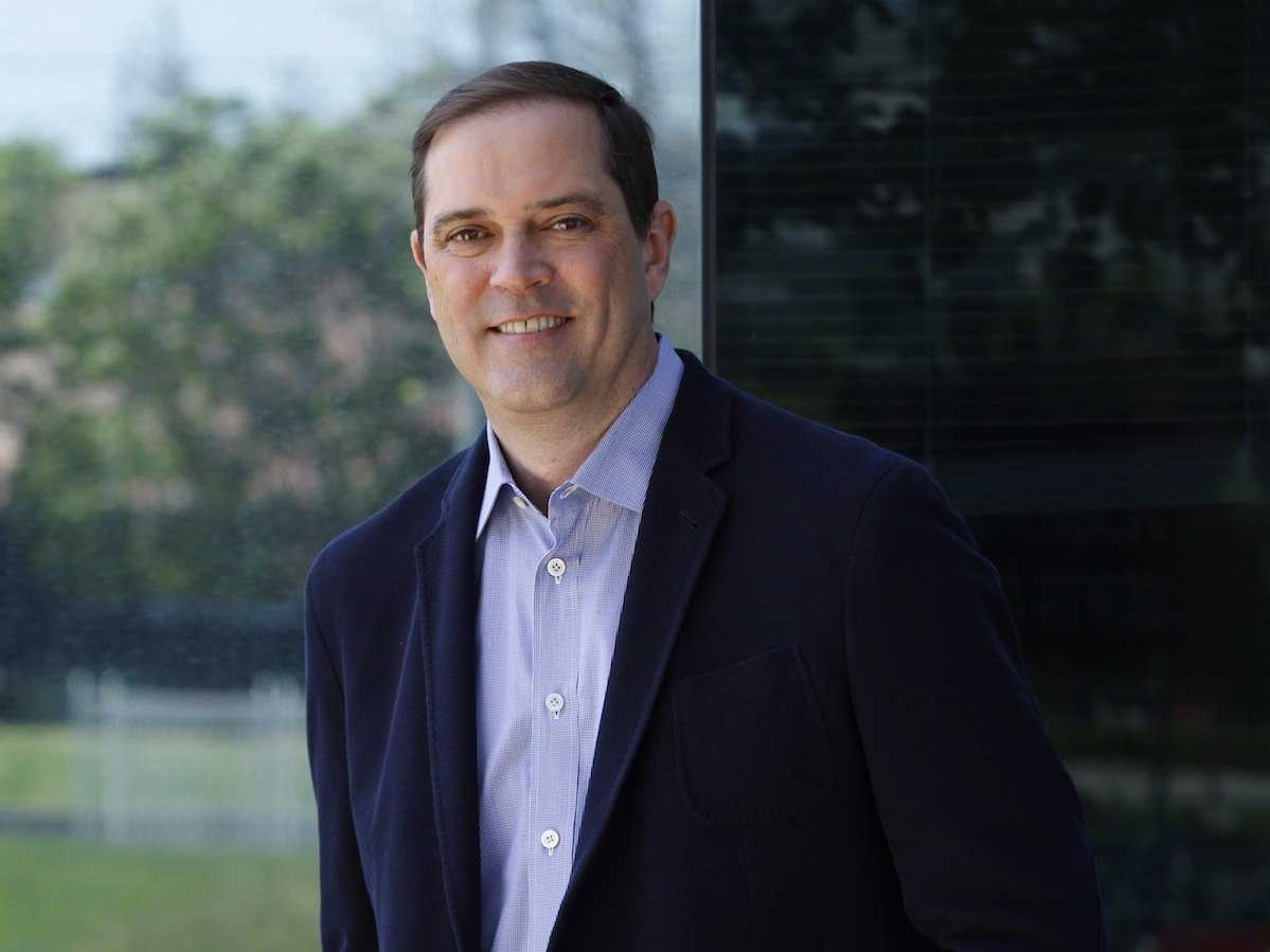 Il Ceo di Cisco, Chuck Robbins