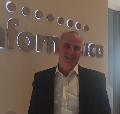 Claudio Bastia, Managing Director Italy & South East EMEA di Informatica