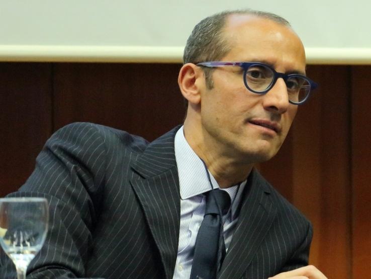 Giovanni Perrone, neo presidente dell'Associazione italiana incubatori universitari PNICube