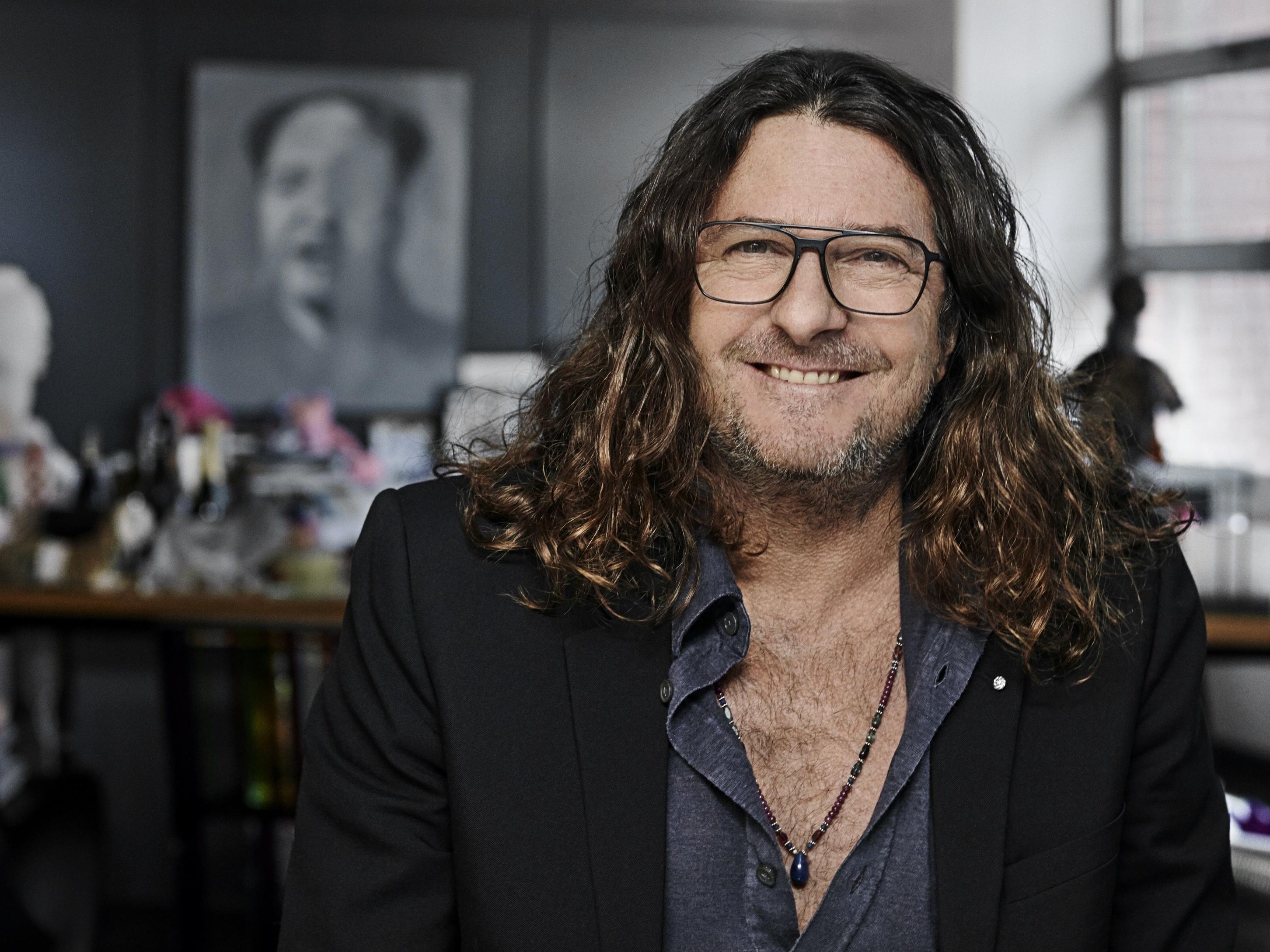 Jacques-Antoine Granjon, presidente, direttore generale e fondatore del Gruppo vente-privee