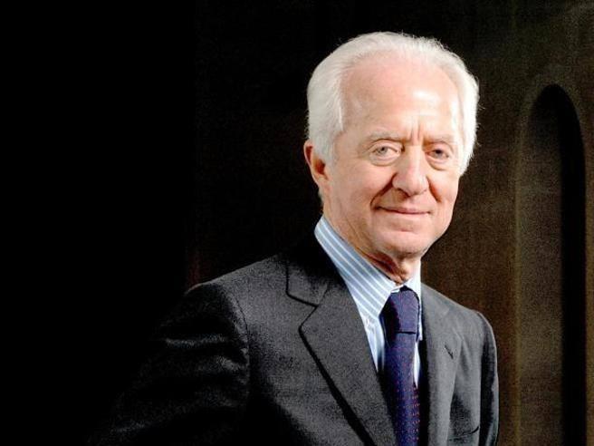 Leonardo del Vecchio, presidente esecutivo di Luxottica Group