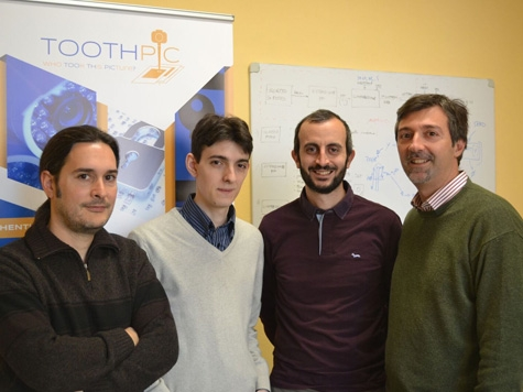 Il team di Toothpic