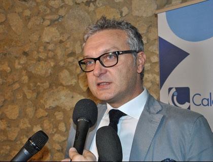 Danilo Farinelli, direttore di CalabriaInnova