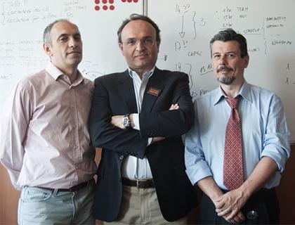 I fondatori di InnovactionLab