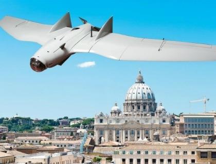 Flysecur, il drone italiano anti-terrorismo
