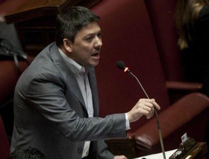 Ivan Della Valle, deputato del Movimento 5 Stelle