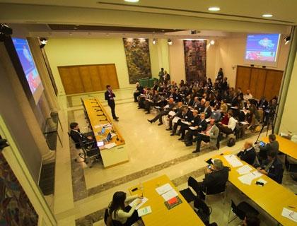 La tappa italiana del Global Social Venture Competion
