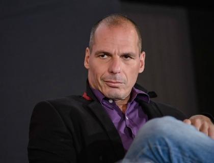 Yanis Varoufakis, ministro delle Finanze greco