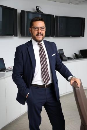 Claudio Mignone, Country Manager Polycom Italia