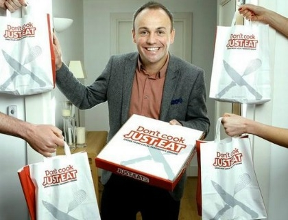 David Buttress, Ceo di Just Eat