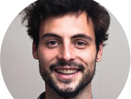 Davide Mancini, cofounder di Media Vox Pop