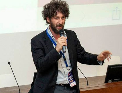 Gian Luca Ranno, founder di Gnammo