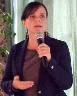 Barbara Marin, Resp. Pari Opportunità e Work Life Balance Gruppo Banco Popolare