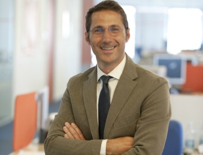 Sergio Rossi, Head of marketing & customer centricity e Chief innovation officer di ING Bank Italia