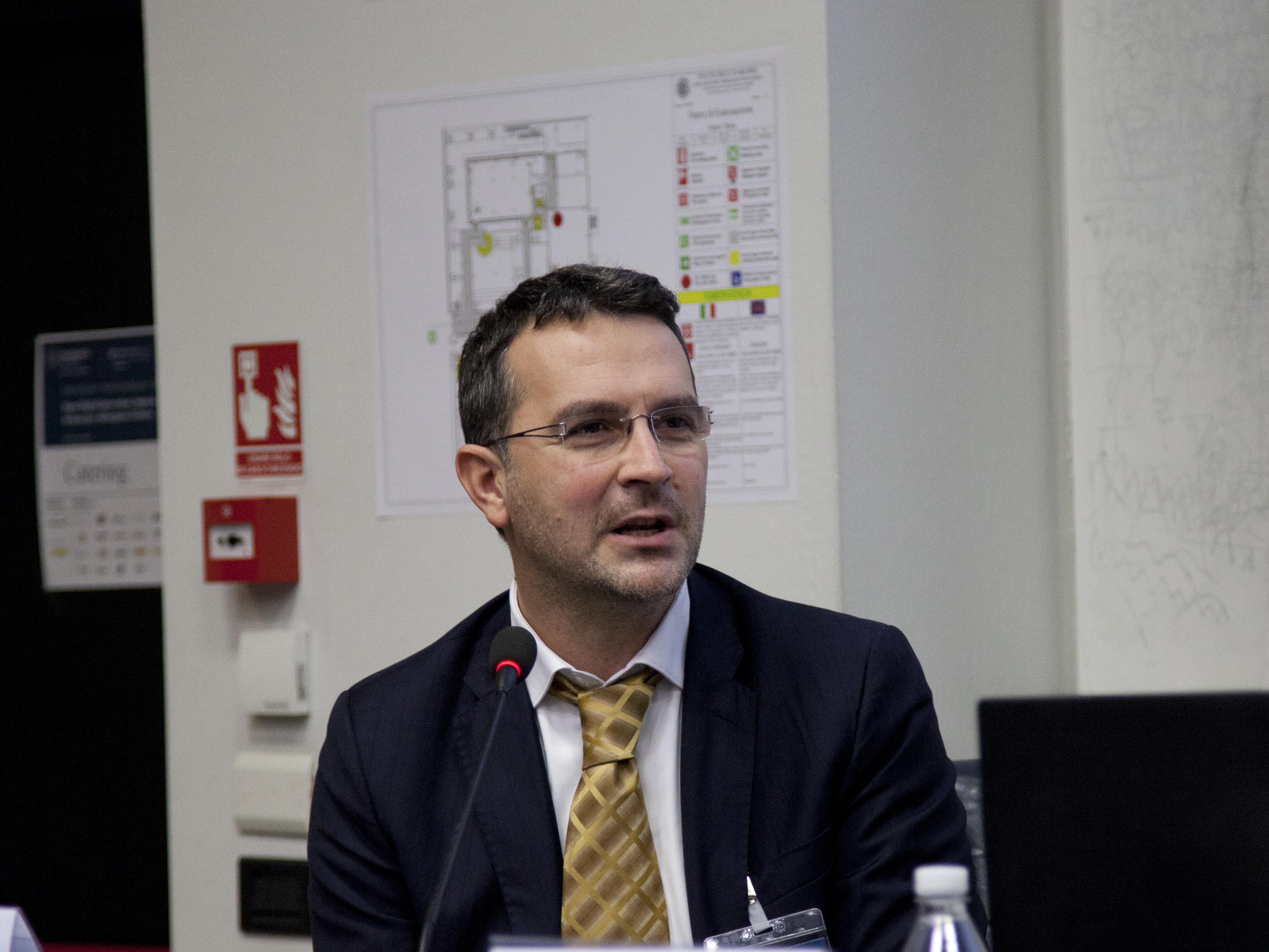 Francesco Testa, Head of Innovation and Architecture di CheBanca!