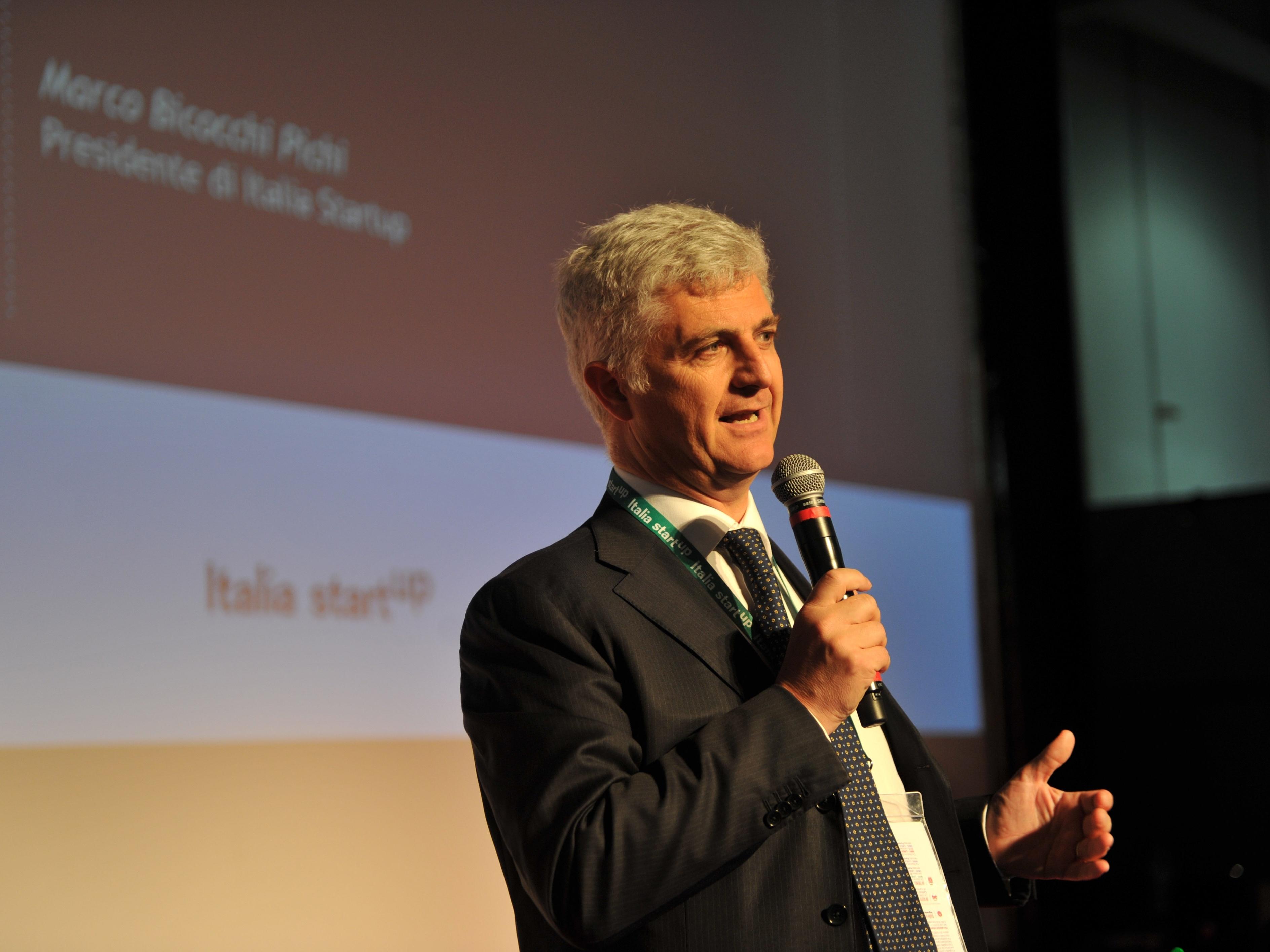 Marco Bicocchi Pichi presidente di Italia Startup