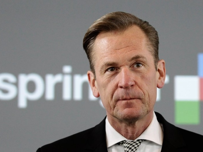 Mathias Döpfner, Ceo di Axel Springer