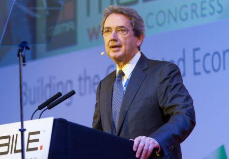 Franco Bernabè, ex AD e presidente esecutivo di Telecom Italia e ora co-founder del fondo di venture capital Stark Ventures One