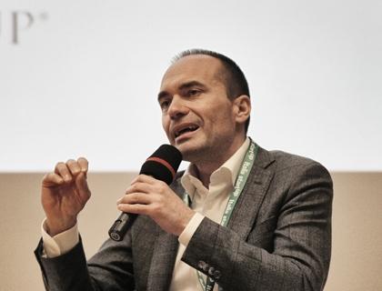 Alberto Baban, presidente di Piccola Industria di Confindustria