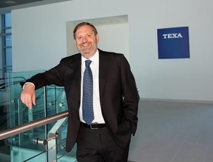 Bruno Vianello, presidente di Texa