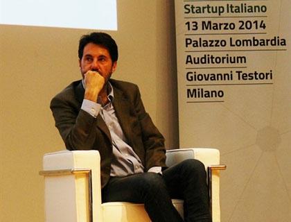Riccardo Donadon, presidente di Italia Startup, agli Stati generali dell'ecosistema startup a Milano