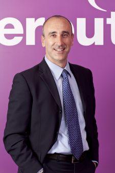 Simone Bonannini, Amministratore Delegato della sede italiana di Interoute