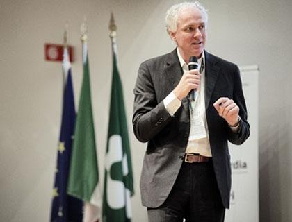 Federico Barilli, segretario di Italia Startup