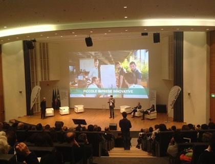 Un momento dei lavori degli Stati Generali dell'ecosistema startup a Milano
