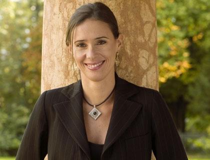 Camilla Lunelli, responsabile Comunicazione e Relazioni esterne del Gruppo Lunelli